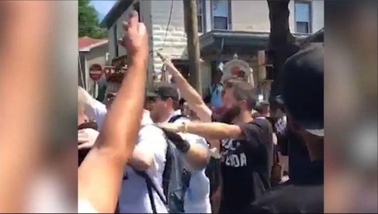 White nationalists use Nazi 'Seig Heil' salute to honor Trump-404023