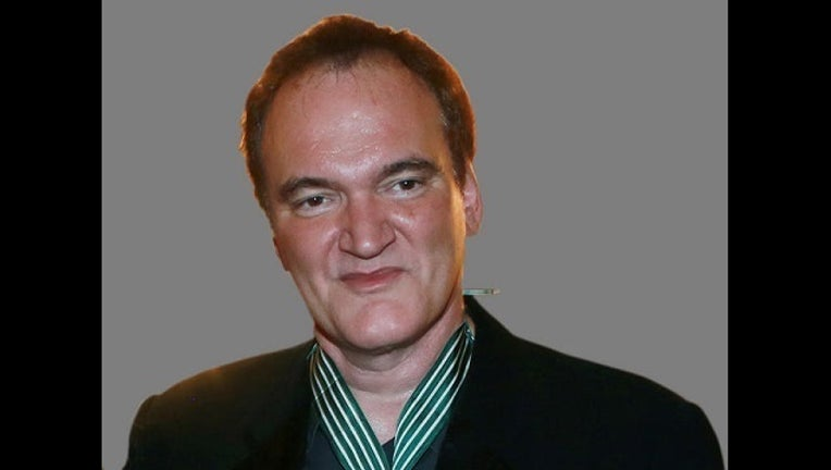 97748658-Quentin Tarantino is under fire for comments about police (AP image)-401096