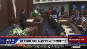 Florida senators debating limits in rape cases