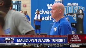 Orlando Magic open season at Amway Center