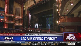 Les Miserables comes to Dr. Phillips Center