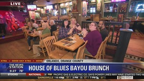 David Does It: House of Blues Bayou Brunch