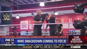 FOX 35 visits the WWE Performance Center