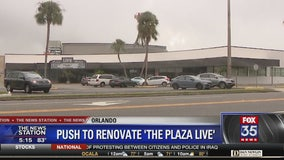 City of Orlando buying the Plaza Live for $3 million