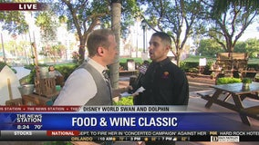 David Does It: Food and Wine Classic at Disney's Swan and Dolphin