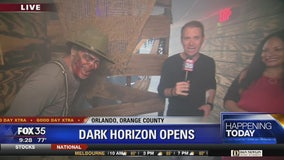 David Does It: Dark Horizon