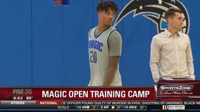Orlando Magic begin training camp