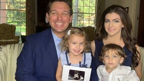 Governor Ron DeSantis and wife expecting third child