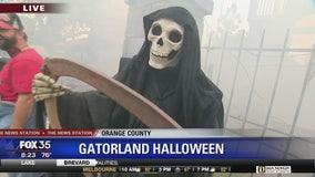 David Does it: Gatorland Halloween