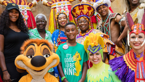 Florida boy goes on dream Disney vacation after using his money to feed hurricane evacuees