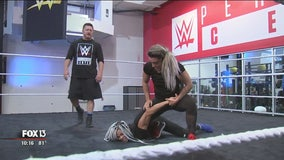 WWE Performance Center: Superstars rise in Orlando