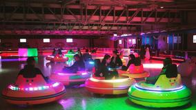 Nighttime ice skating rink with bumper cars is coming to Central Florida