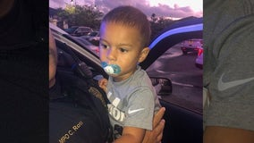 Child reunited with mother after being found on doorstep at Orlando apartment complex