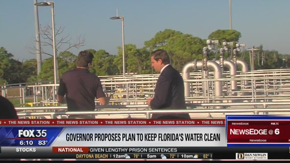DeSantis readies environmental plan for 2020 session
