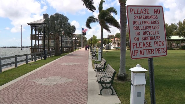 Proposed Florida bill would allow smoking bans in public parks