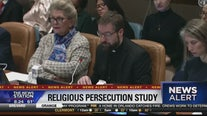 Survivors of religious persecution speak at United Nations