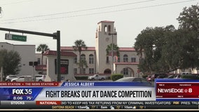 Fight breaks out at dance competition at Leesburg High School