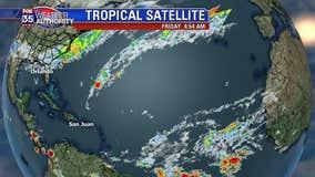 Tracking the Tropics: November 8