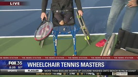 David Does It: Wheelchair Tennis Masters