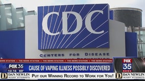Cause of vaping illness possibly discovered