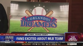Thousands visit website created for possible MLB expansion team