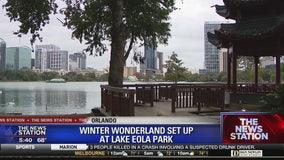 Winter Wonderland light attraction coming to Lake Eola