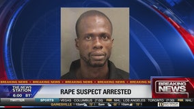 Downtown Orlando sexual battery suspect arrested in South Florida