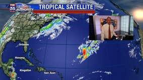Tracking the Tropics: November 27, 2019