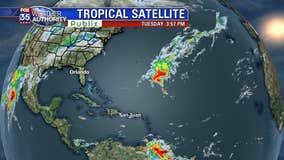 Tracking the Tropics: November 26, 2019
