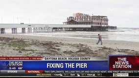 Plans underway to repair Daytona Beach Pier