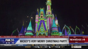 Mickey's Very Merry Christmas Party kickoff