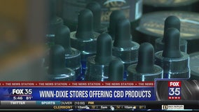 Winn-Dixie stores now offering CDB products