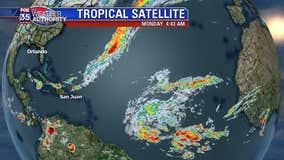Tracking the Tropics: November 11