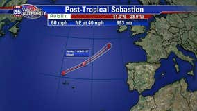 Tracking the Tropics: November 25