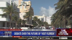 Debate over the future of Visit Florida