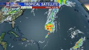 Tracking the Tropics: November 22