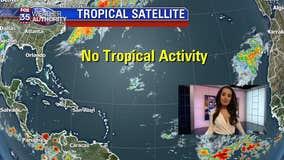 Tracking the Tropics: November 13