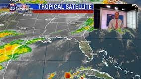 Tracking the Tropics: November 12, 2019