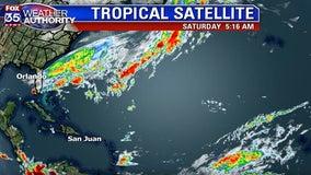 Tracking the Tropics: November 9