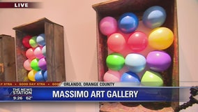 David Does It: Massimo Art Gallery