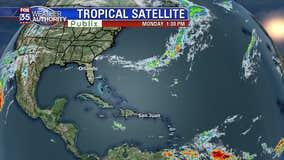 Tracking the Tropics: November 25, 2019