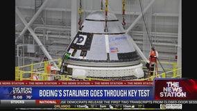 Boeing testing its Starliner capsule
