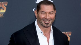 'Guardians of the Galaxy' actor David Bautista adopts 2 Tampa pit bulls together after they were separated