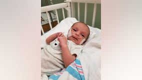 Georgia mom rallies to help newborn born with rare breathing syndrome