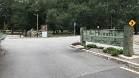 Search underway for 2 male suspects accused of sexually battering woman on Clermont trail, police say
