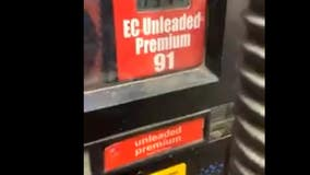 Big mistake! Gas was selling for 39 cents a gallon at one California station