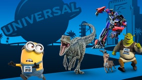 Character appearances announced for first-ever 'Running Universal Epic Character 5K and 10K'