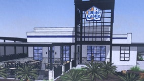 'Biggest White Castle in the world' announced for Walt Disney World area