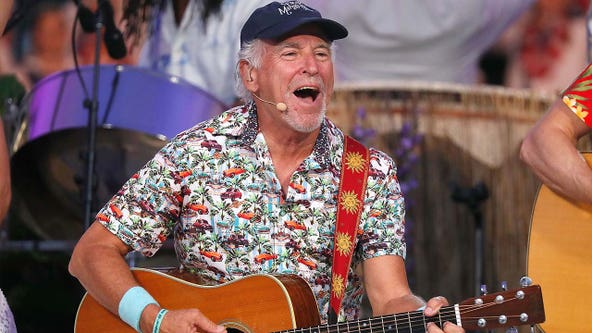 Jimmy Buffett postpones Orlando concert until 2020 due to shoulder surgery