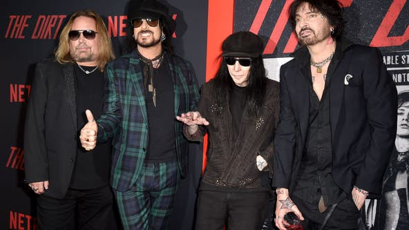 Mötley Crüe eyeing reunion tour with Def Leppard, Poison in 2020, report says